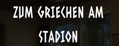 Zum Griechen am Stadion